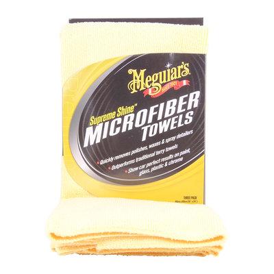 Meguiars X2020 Supreme Shine Microfiber 3-pack