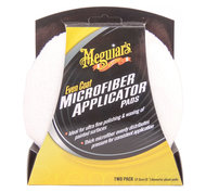 Meguiars X3080 Even Coat Applicator Pads 2-pack