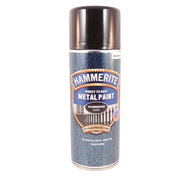 Hammerite Hammarlack  Svart Spray 400ml
