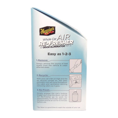 Meguiars G16402 Air Re-Fresher New Car