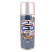 Hammerite Hammarlack  Silver Spray 400ml