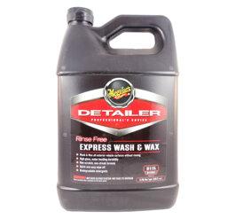 Meguiars D115 Rinse Free Express Wash & Wax 3,8L