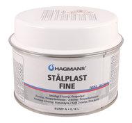Hagmans Spackel Stålplast Fine 0,18L
