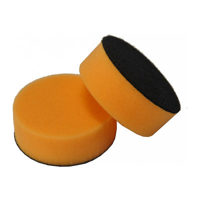 Pad Polerrondell 77x25mm Orange