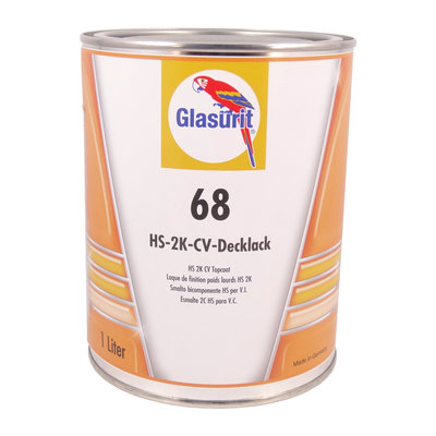 Glasurit 68-linjen Nyans 5 - 9 dl