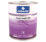 Roberlo Matt Klarlack Dual HS 1L