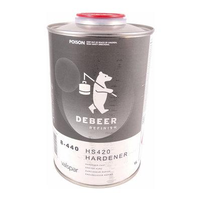 DeBeer Valspar HS420 Härdare Fast 1L