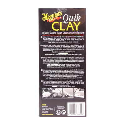 Meguiars G1116 Quick Clay Detailing System 473 ml/50 g lera
