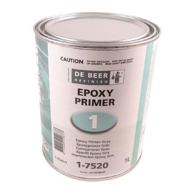 DeBeer Valspar Epoxy Primer 1L Grå