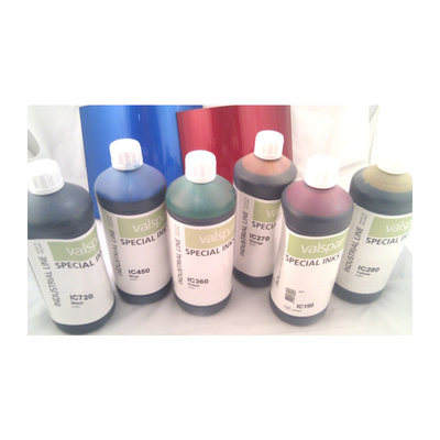 DeBeer Valspar Brilliant Motor Colour Additive RÖD