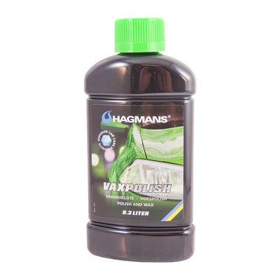 Hagmans Vaxpolish 0,3 L
