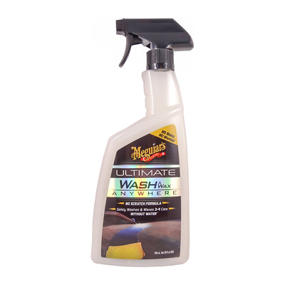 Meguiars G3626 Ultimate Waterless Wash & Wax Anywhere 768 ML