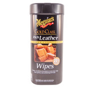 Meguiars G10900 GC Leather Cleaner & Conditioner Wipes 25 st.