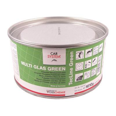 CarSystem Spackel Multi Glas Green