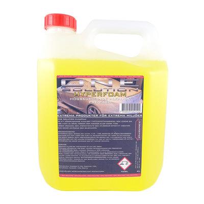 Meguiars One Solution HyperFoam Tvätt/Avfettningsmedel 4L