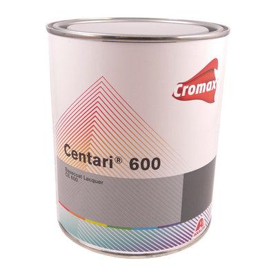 Cromax Billack 600 Bas/Metallic/Pearl 5 - 9 dl