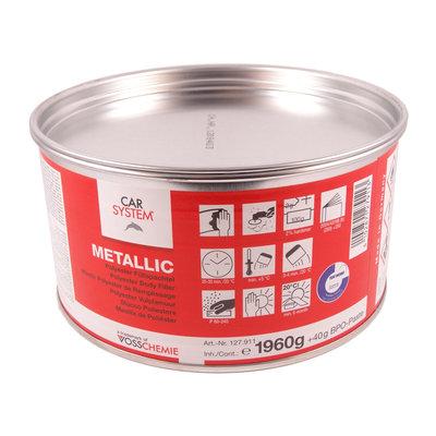 CarSystem Metallic Fyllningsspackel