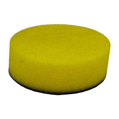 Pad Polerrondell 77x25mm Gul