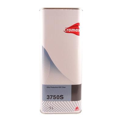Cromax 3750S Klarlack VOC 5L Snabb
