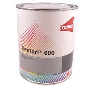 Cromax Billack 600 Bas/Metallic/Pearl 1L eller mer
