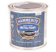 Hammerite Hammarlack, Svart 250ML