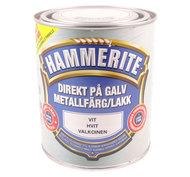 Hammerite Hammarlack, vit 750ml