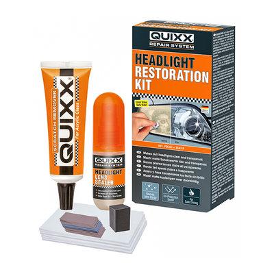 Quixx System Strålkastarbehandlings kit