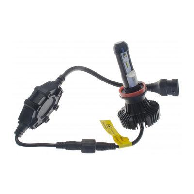 Ledson LED strålkastarlampor H8, H9, H11 12-24V