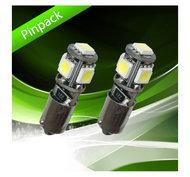 Ledson Diodlampa xenonvit canbus 5SMD LED