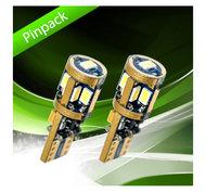 Ledson Diodlampa xenonvit canbus 9 LED