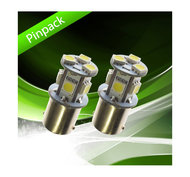 Ledson LED Xenonvit 8 SMD BA15s P21W LED