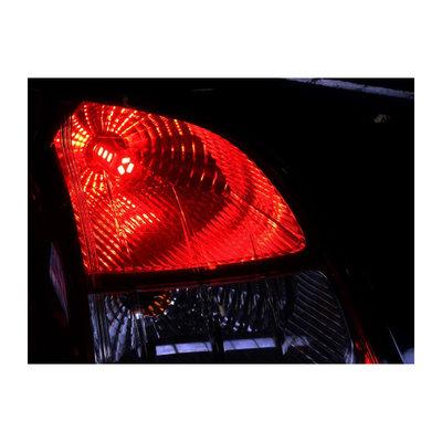 Ledson Diodlampa röd 12 BAY15d LED